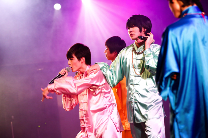 「MOSHI MOSHI NIPPON FESTIVAL 2018 in SHIBUYA」LAFORET MUSEUM原宿・第二日報導 MOSHI MOSHI NIPPON、