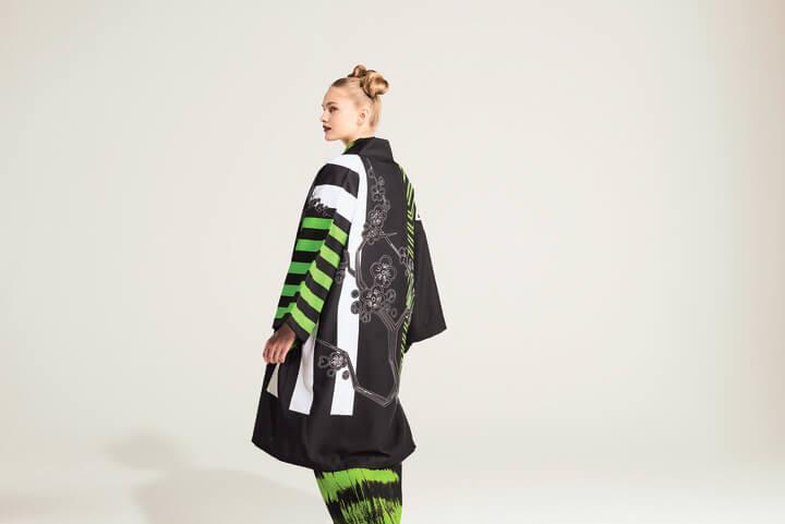 JUNKO KOSHINO × Happi.Tokyo推出全新「法被」風格的「HAPPYCOAT」販售 和服、在新宿、