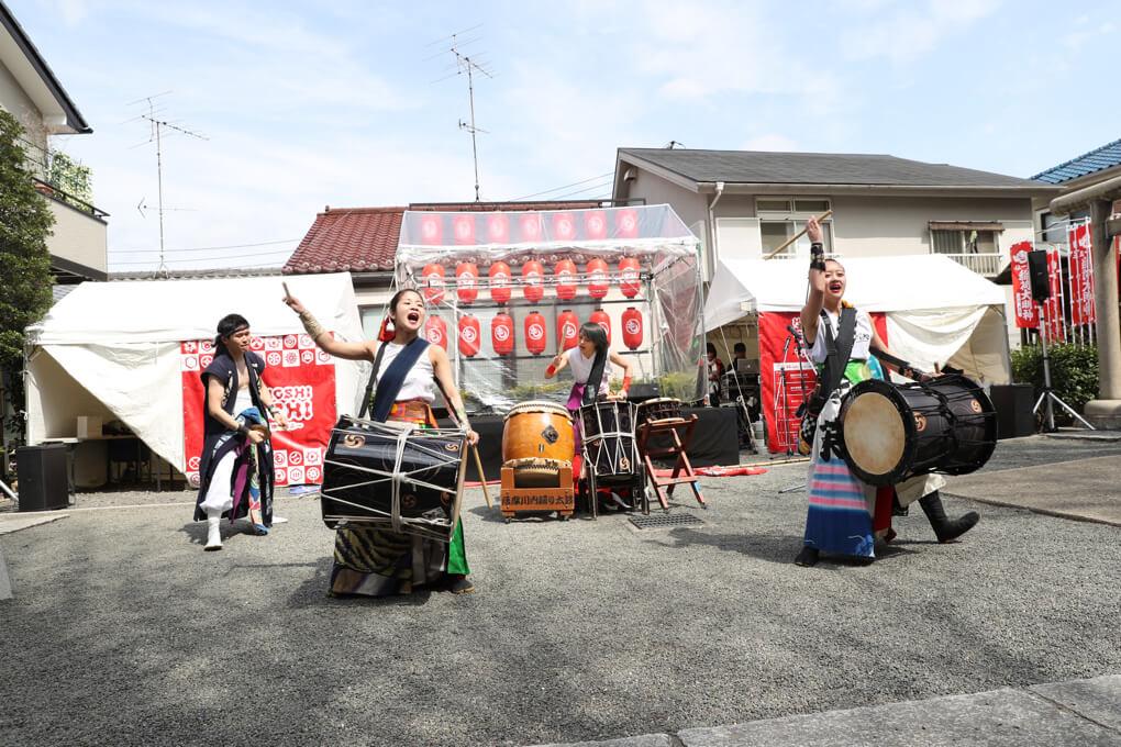 薩摩川内踊り太鼓
