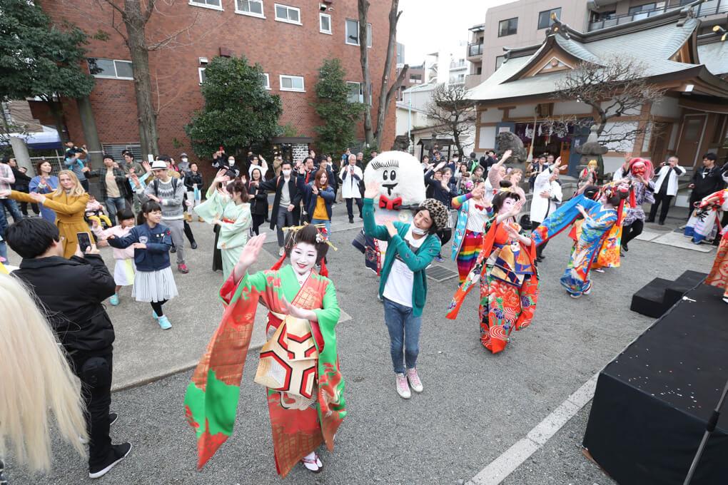 【MOSHI FES 2018/穩田神社 報導】從盂蘭盆舞到緣日美食 都在這場「日本祭典」! MOSHI FES、MOSHI MOSHI NIPPON、