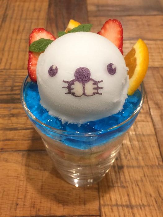 【通期】ぷかぷかぼのちゃんパフェ