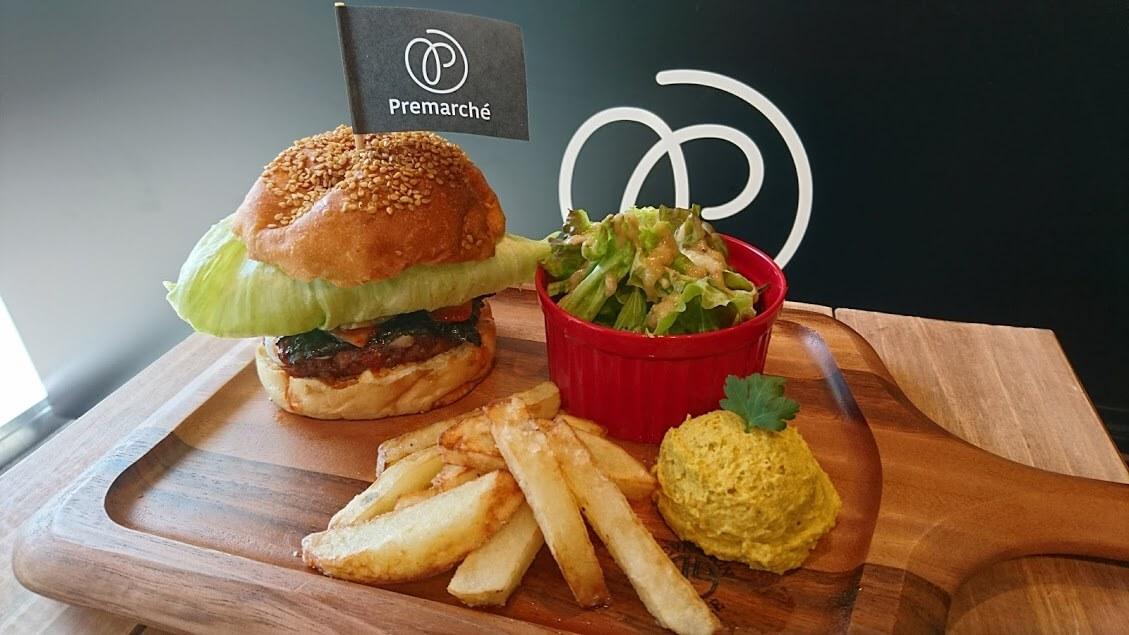 供應素食餐點的有機咖啡廳「Premarché Pizzeria & Alternative Junk(TM)」於京都・北山試營運開幕 咖啡廳、在京都、