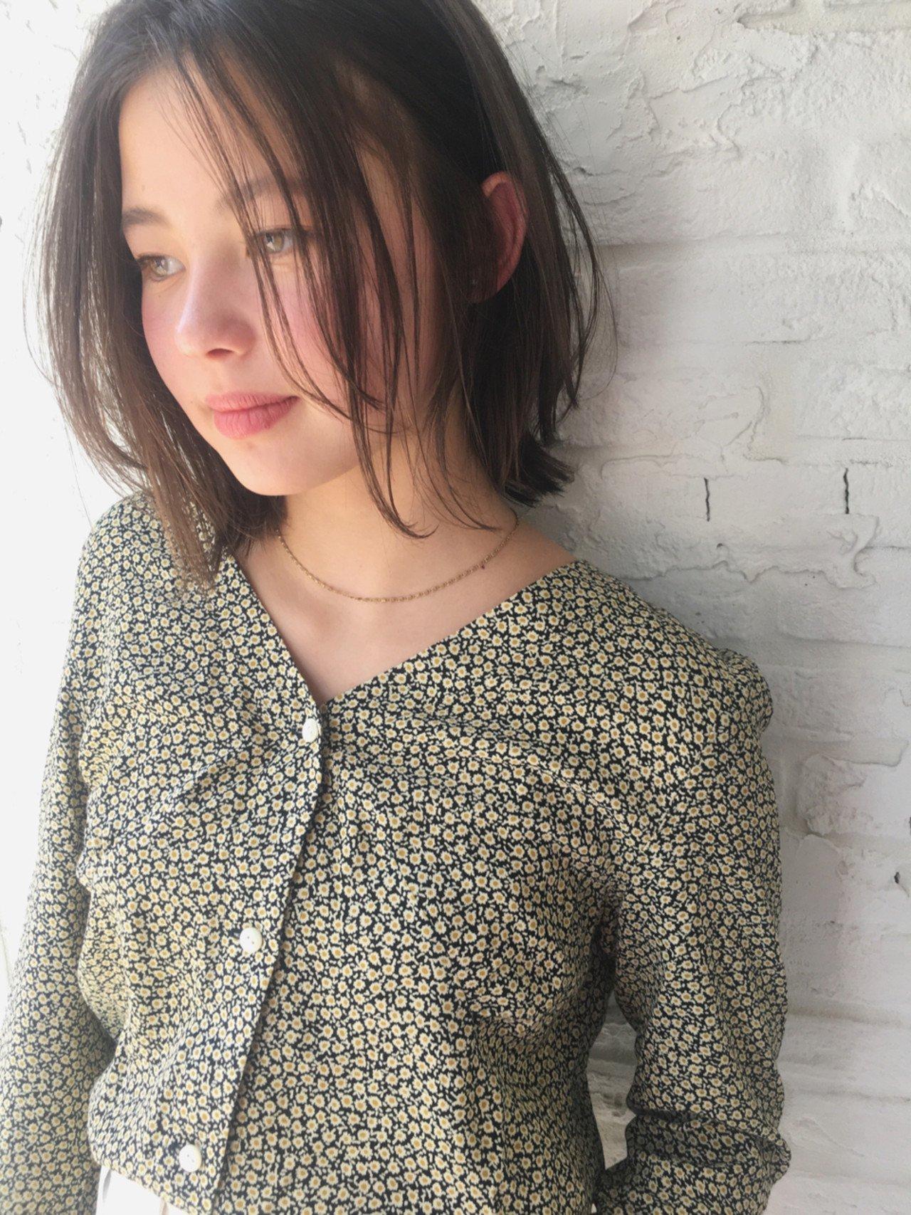 抜け感たっぷりアンニュイミディ 中島 潮里 / LOAVE