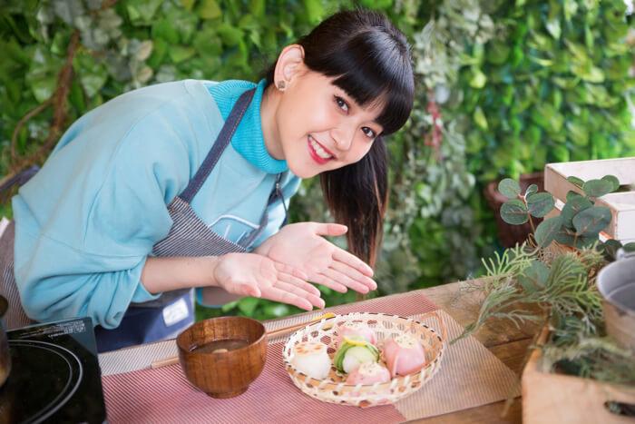 日本文化體驗 #3 :色彩繽紛的手毬壽司課程 在代官山、壽司、菅沼俞利、