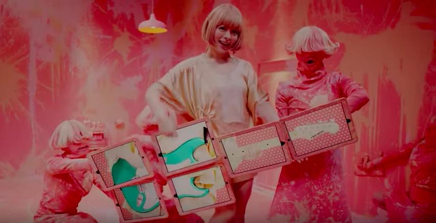 卡莉怪妞新歌「你的夥伴(きみのみかた)」MV完成!首次挑戰一鏡到底 卡莉怪妞、