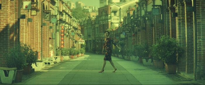 長澤まさみ 台湾CM「Meet Colors! Taiwan」
