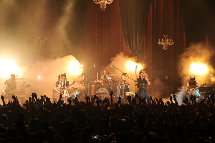 BAND-MAID東名阪巡演 最終場報導!發表LIVE情報、新歌發行消息 bandmaid、