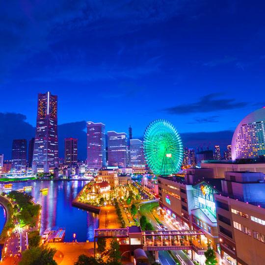 日本的「夜景飯店」TOP3發表!享受奢華的住宿體驗吧 住宿、夜景、