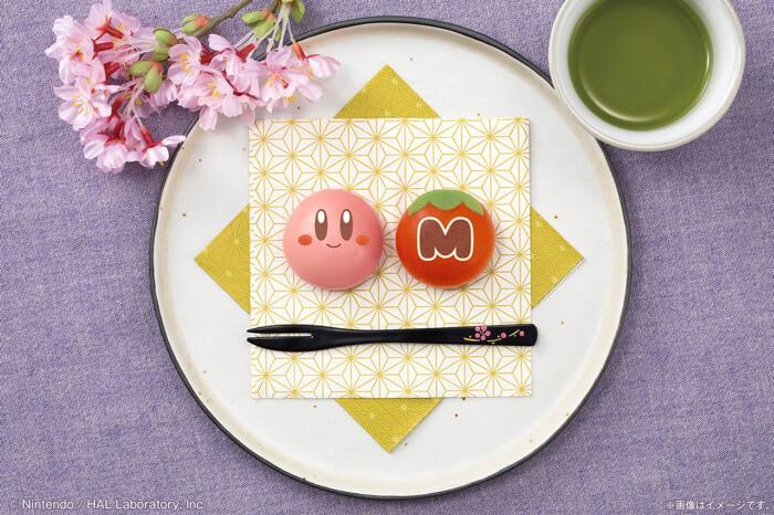 食べマス カービィ 和菓子 ローソン