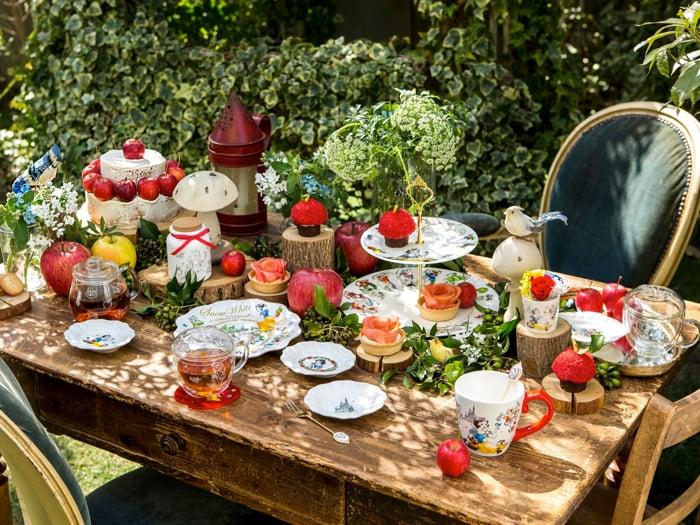 「Afternoon Tea」監製商品將於東京迪士尼樂園®登場 東京迪士尼樂園、