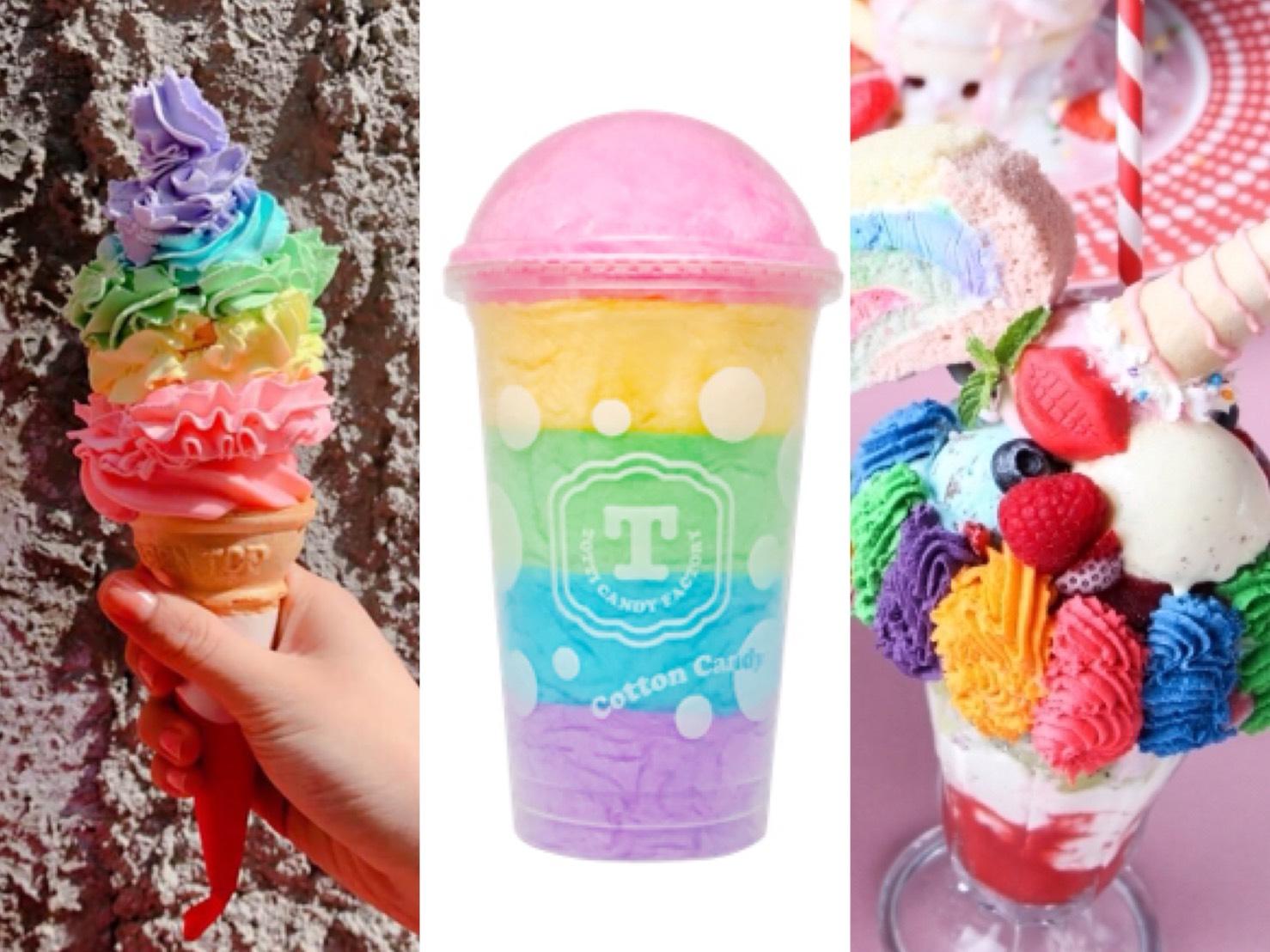 IG讚數的保證!東京・彩虹甜點6選 在六本木、在原宿、在自由之丘、在麻布十番、甜點