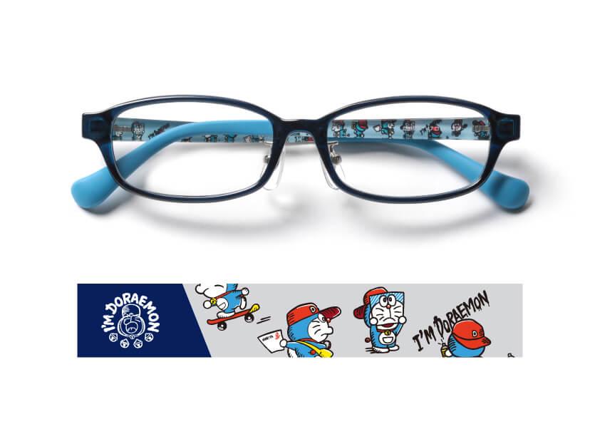 三麗鷗設計的「I'm Doraemon」系列推出鏡框商品登場 三麗鷗、哆啦A夢、