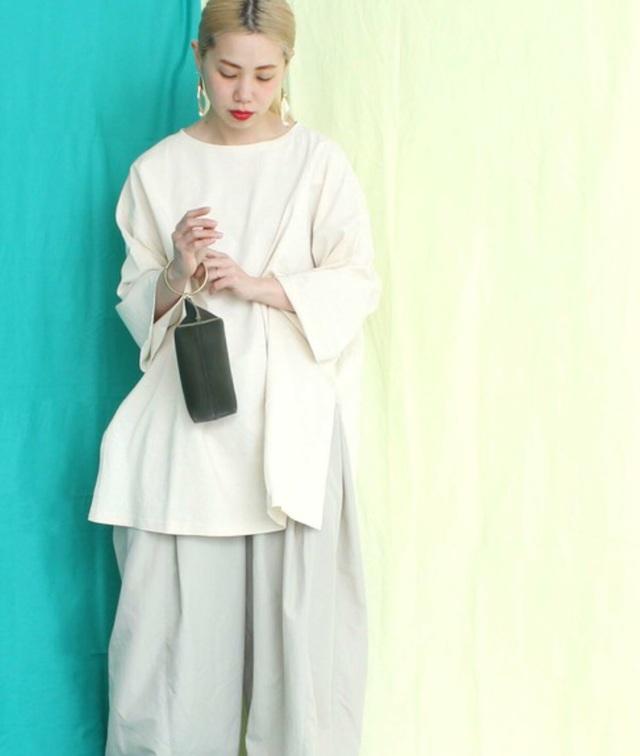 跟著日本店員這樣挑!成功入手能解決臀型困擾的時尚上衣吧