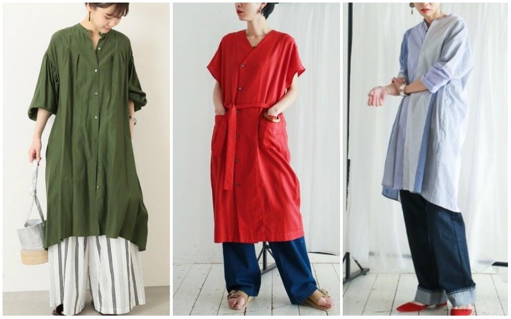 搭配合身褲絕對NG!快來學習日本女生的寬鬆穿搭概念