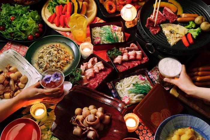 「大丸露天酒吧KYOTO」於大丸京都店屋頂舉辦 在京都、酒吧、