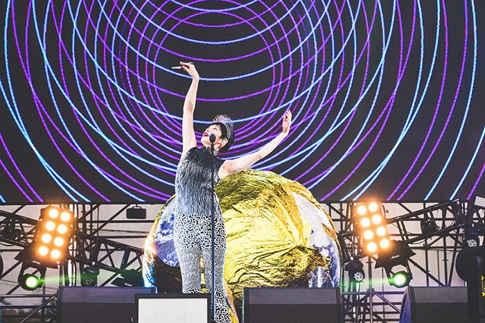 星期三的康帕內拉 首度受邀參加中國音樂祭!「一休和尚」大合唱 星期三的康帕內拉、