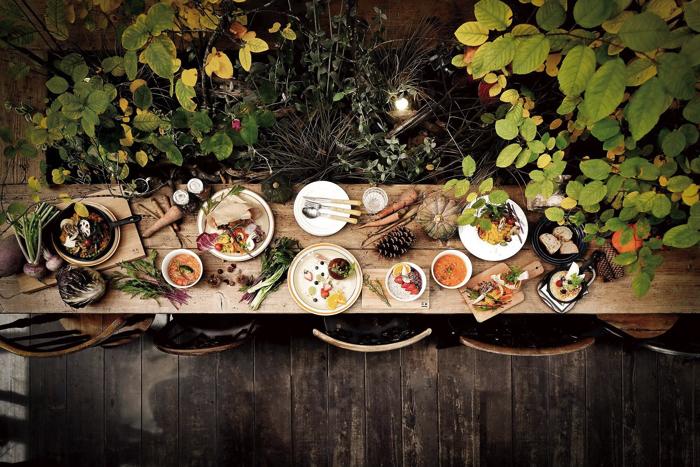 佇立於輕井澤森林中的素食餐廳「RK GARDEN」開幕 在軽井沢、在長野、素食、餐廳、