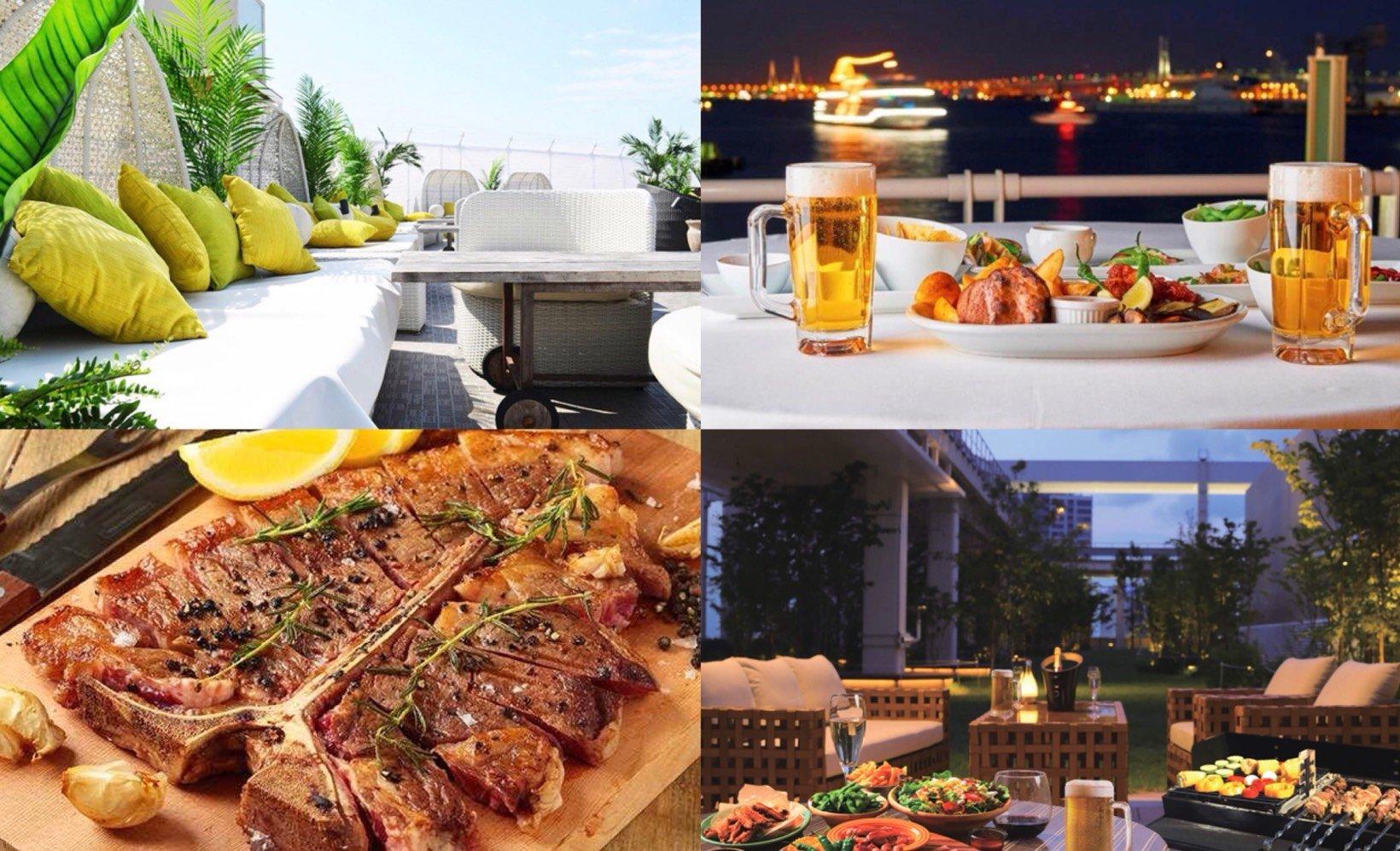於關東舉辦的超推BBQ&露天酒吧2018統整 在六本木、在埼玉、在東京、在橫濱、在池袋