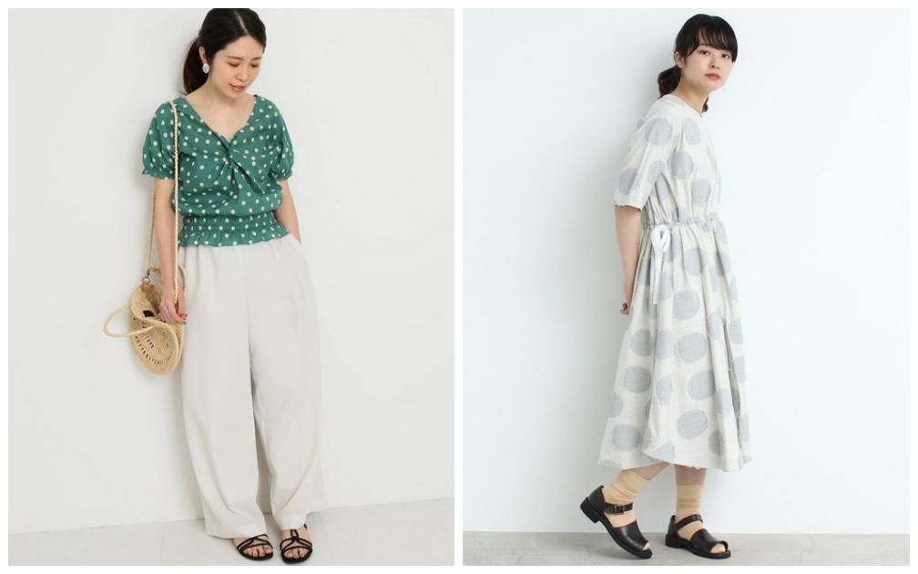 好想要穿上點點!6 件讓夏日衣著超亮眼的「水玉」單品