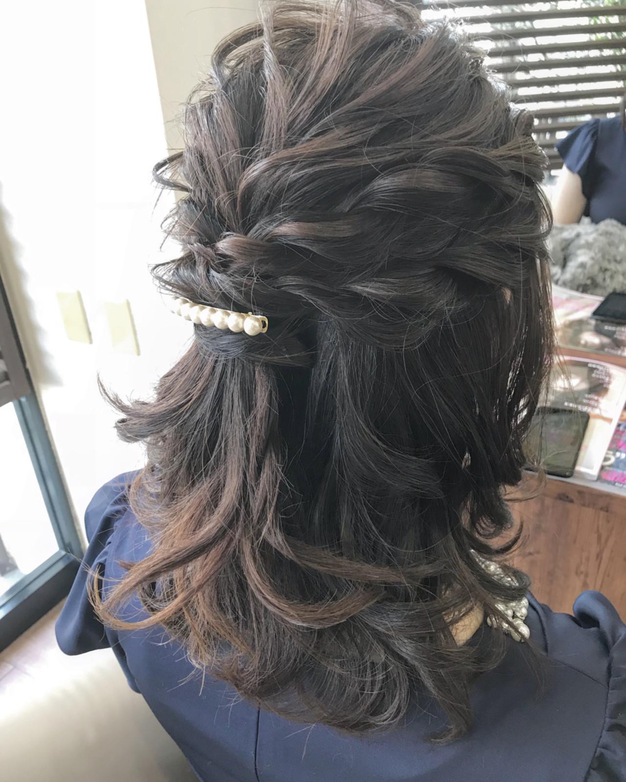 扭扭扭×綁在一起,變身為清爽立現的髮型! 森田 明日香