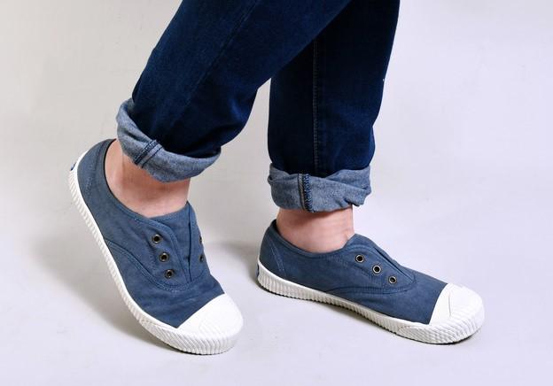 穿不住襪子的夏天,該是出動懶人鞋款的時候了