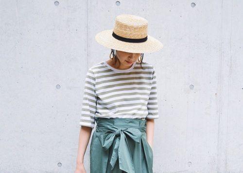 今夏不要買錯了!日本女生的穿搭「草帽」選這頂才對