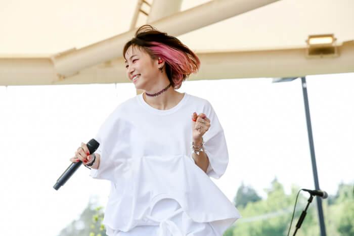 LiSA  LiVE in Smilepark Allfree !!   千葉・セブンパークアリオ柏スマイルパーク