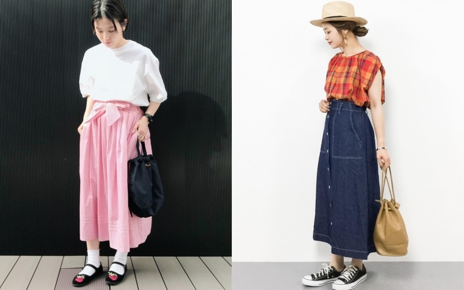 包包也要換季!今夏日本女生正流行的包款穿搭