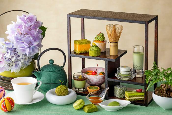 「滿滿抹茶的下午茶派對」將於東京詩穎洲際酒店舉辦 在品川、甜點、