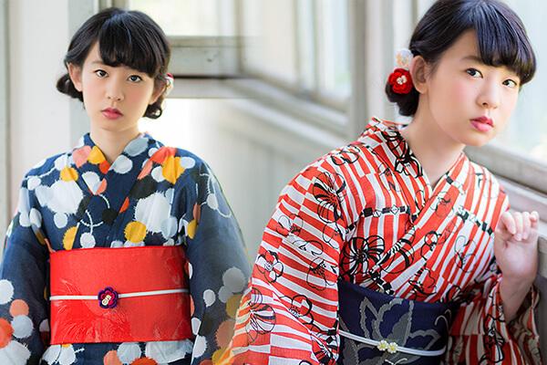 京都日式服裝品牌KIMONOMACHI 推出獨家浴衣福袋 和服、在京都、