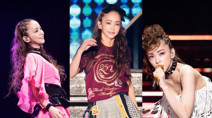安室奈美惠亞洲巡演repo!巡演最終場將於下個月在東京舉辦 安室奈美惠、