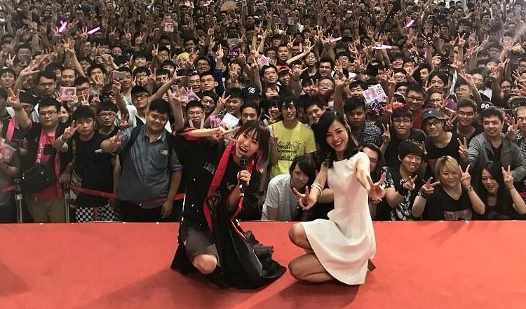 LiSA台北單獨演唱會門票當日完售!還將參與台灣其他活動 LiSA、