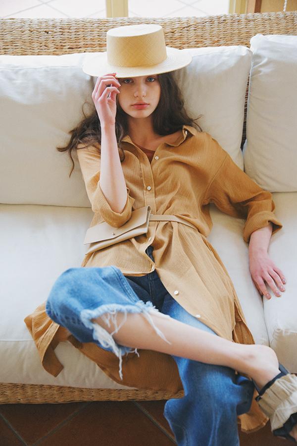 SLOBE IENA|法式優雅女子的度假風情