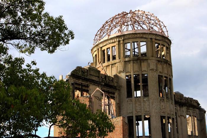 原爆ドーム 広島