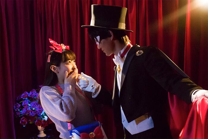 大阪・USJ「美少女戦士セーラームーン・ザ・ミラクル4-D」