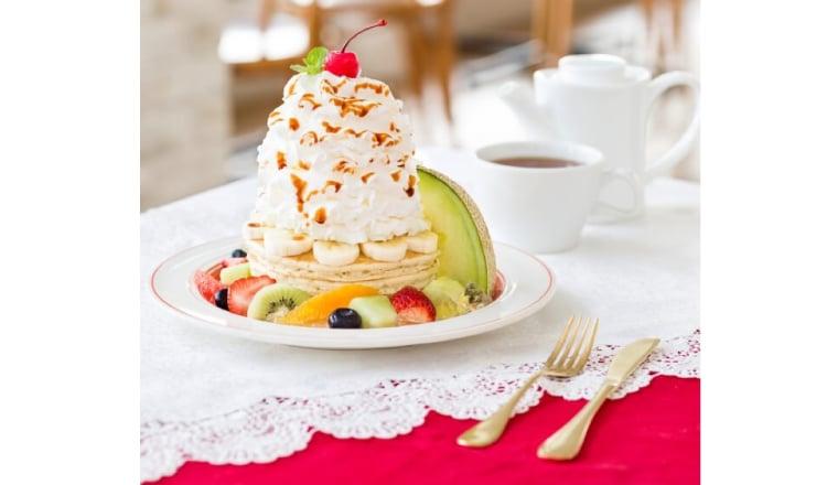 日本Eggs'n Things推出復古可愛鬆餅登場! 甜點、鬆餅、