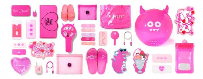 ピンク pink ダイソー daiso item