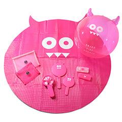 ピンク pink ダイソー daiso character