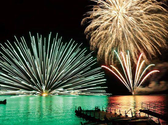 洞爺湖(とうやこ)ロングラン花火大会