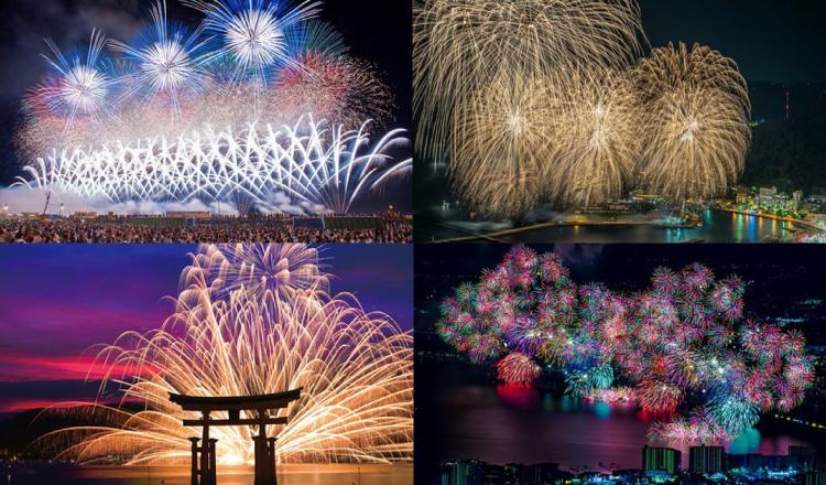 夏天就是要到日本看煙火!2018年由阪急交通社選出的「日本花火大會BEST 10」 花火大會、