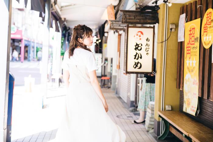 SILENT SIREN ひなんちゅ 月島 もんじゃストリート サイサイ