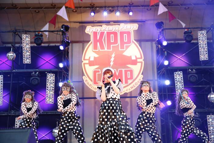 KPPCAMP きゃりーぱみゅぱみゅ 日比谷