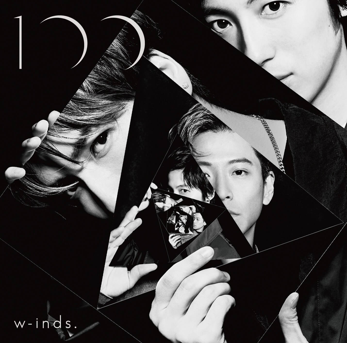 w-inds._100_CD__ジャケット
