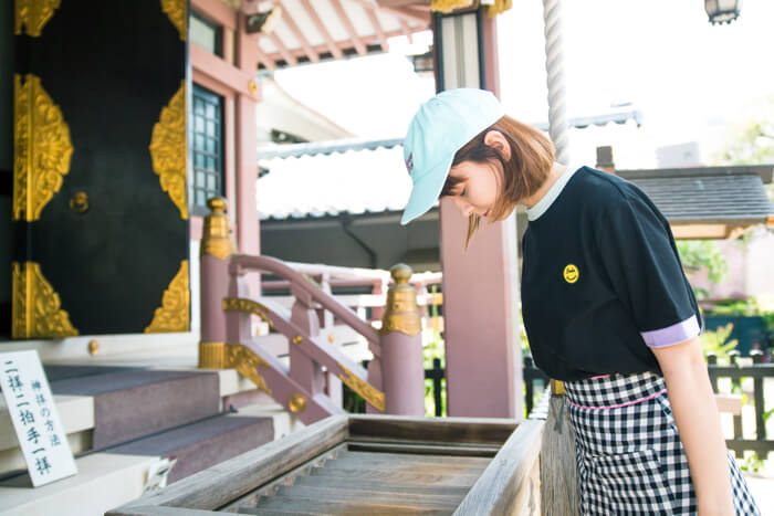 浅草 今戸神社 参拝 東京さんぽ 2