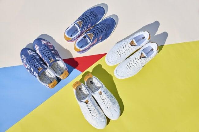 Onitsuka Tiger與「三颯裂織工房」的合作鞋款新發售! Onitsuka Tiger、