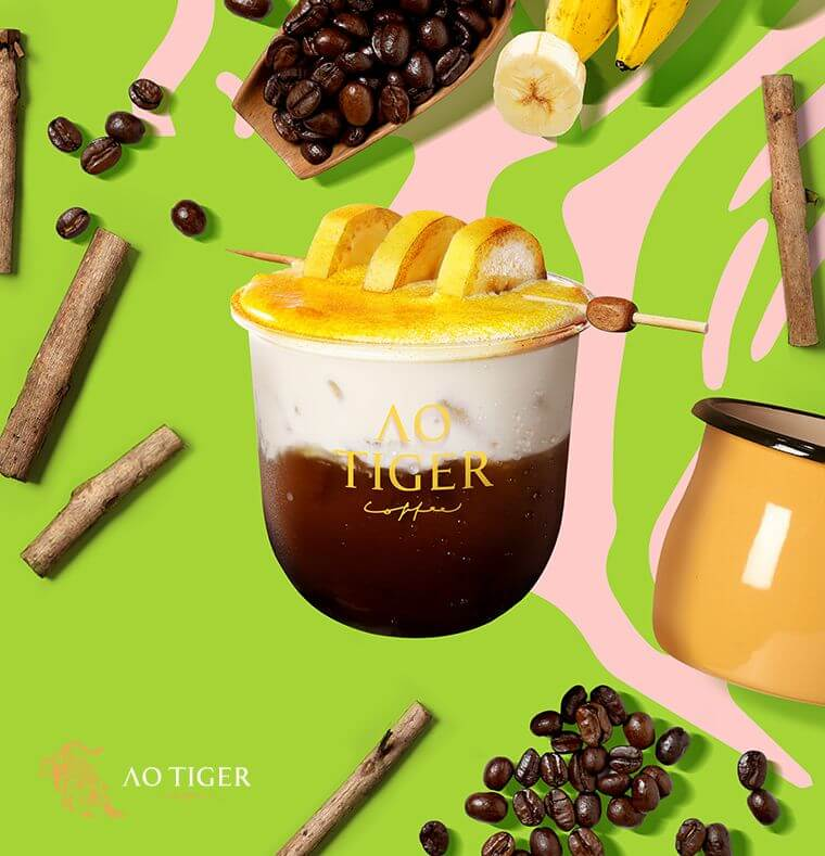 AOTIGER Coffee 原宿 Harajuku アオタイガー コーヒー フルーツコーヒー furuits coffee