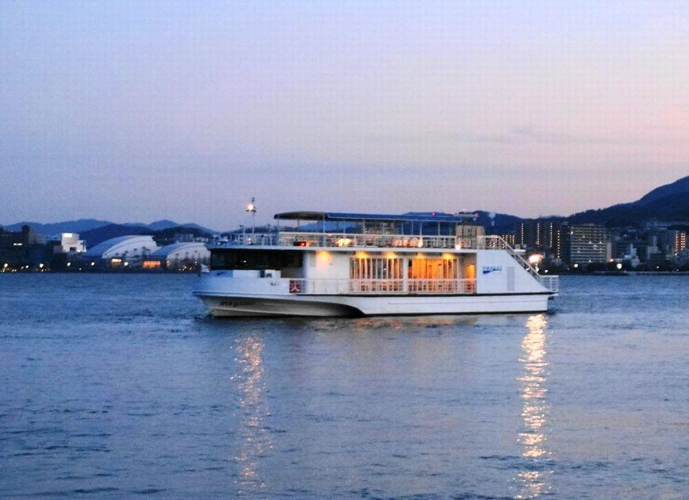 在湖上享受傍晚涼風!在琵琶湖沈浸於露天酒吧的氛圍中「琵琶湖 Beer Boat」開航! 琵琶湖、