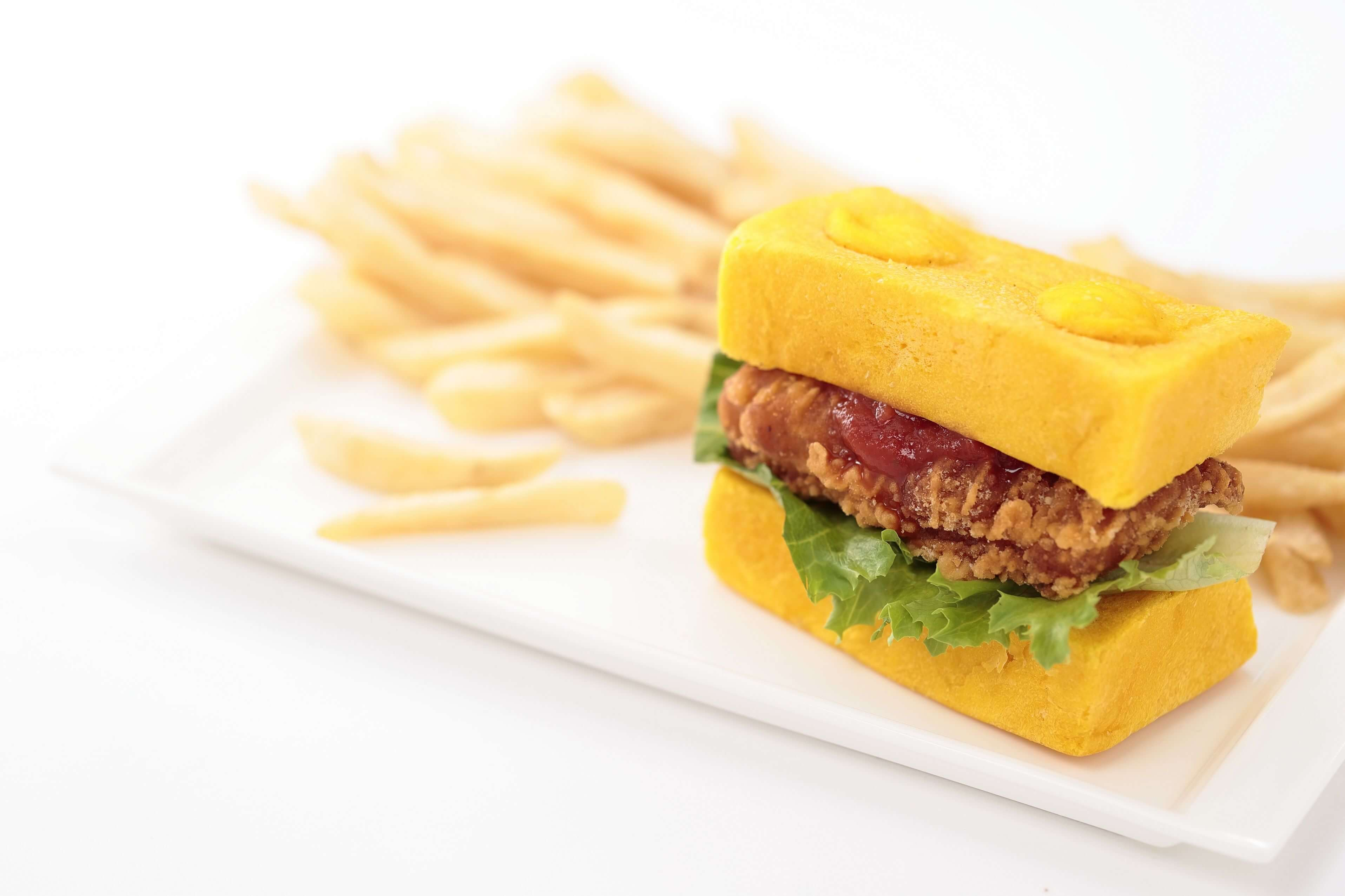 色彩繽紛的夏季限定菜色就在「LEGOLAND Japan」 LEGOLAND®JAPAN、在名古屋、