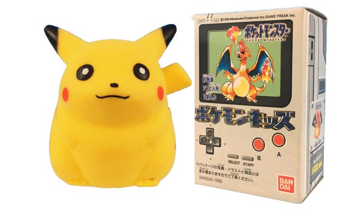 寶可夢迷別錯過!日本萬代的玩具菓子系列最熱賣商品「精靈寶可夢 KIDS 復刻彈」發售! 皮卡丘、精靈寶可夢、