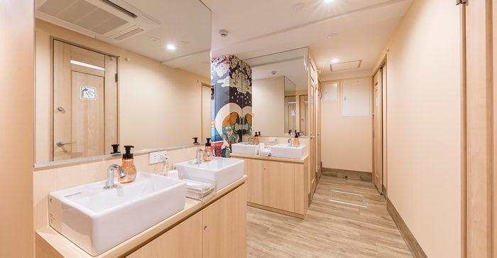 秋葉原Hostel & Café East57衛浴